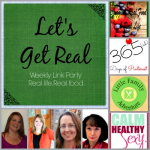 Let's Get Real Blog Hop!
