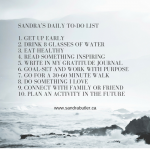 Sandra's Daily To-Do List-2