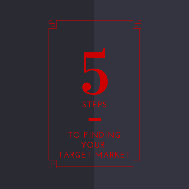 5 Ways to Finding Your Target Market