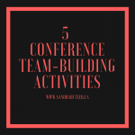 5 Conference Team Building Activities